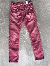 True Religion Skinny Jeans Red Size 29 MENS