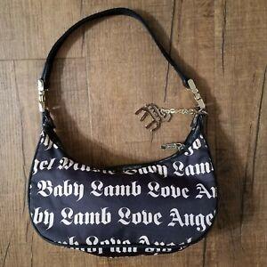 L.A.M.B. Gwen Stefani LeSportsac Nylon Mini Hand Bag Hobo Purse Vintage Original