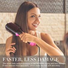 Hairdryer 2 In 1 One Hair Dryer and Volumizer Brush Straightening Curling