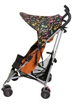 Dreambaby Strollerbuddy Extenda-Shade, Animal Print L282 Stroller NEW