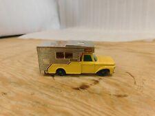 1966 Husky Corgi Ford Camper (yellow) 1:64 Scale