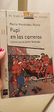 El barco de vapor libros lectura infantil Pupi en las carreras etc books livres