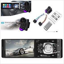 """Multifunction 4.1"""" Bluetooth Car MP5 MP3 USB Player Camera with Remote Control"""
