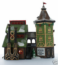 Elfin Forge & Assembly Shop 1995  #56384 Retired Department 56 North Pole Series