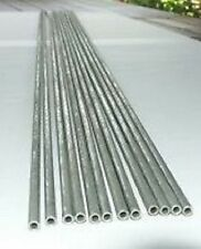 INCONEL 600 SEAMLESS TUBE 1/4 OD X .049 WALL x 48.00 WITH CERTIFIED TEST REPORT