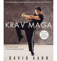 Krav Maga: A Complete Guide for Fitness and Self-defence, David Kahn, New Book