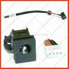DC JACK POWER PJ130 TOSHIBA Satellite A305d, A500, A500d, A505 (Con Cable)