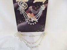 Diamante cristal de Estrás de Diadema / Tocado-Boda nupcial Prom Queen: 02
