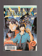 MANGA TOP presenta - EVANGELION - anno V - mensile n. 33 - luglio 2002