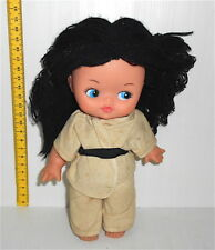 Bambola EFFE 60/70s Franca italy cinesina karate - small doll loose