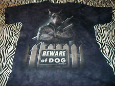 Beware Of Dog Shirt ( Used Size XL ) Nice Condition!!!