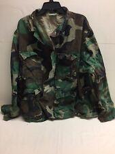 Camouflage Army Jacket Medium Marines