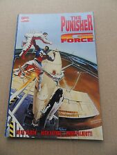 Punisher G - Force . Marvel 1992  -   VF - minus