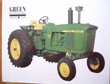 John Deere Model 4010 Tractor Green magazine