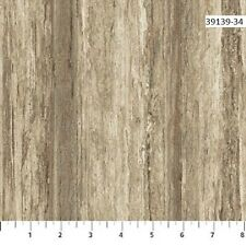 Stonehenge Canyon Ridge 39139-34 Quilt fabric Cotton BTY Tan Brown Tree Bark