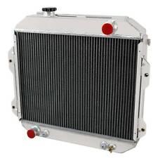 Oem# 214606G000 214606G102 fit Nissan Forklift Aluminum Radiator w/ Oil Cooler