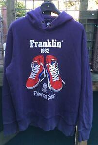 Marshall Franklin men's hoodie size XL.