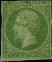 France 1853 stamps definitive MNG Mi 11 CV $467.50 171230004