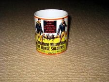 John Wayne The Horse Soldiers Advertising MUG