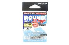 Decoy SV-52 Jig Head Round Magic Size 8 , 1/32 oz (1176)