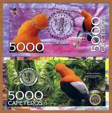 El Club De La Moneda 5000 Cafeteros 2016 (2015) POLYMER, Andean Cock-of-the-rock