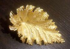 Vintage Broche in Gold metallic overtones