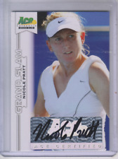 2013 Ace Authentic Grand Slam #BANP2 Nicole Pratt Autograph