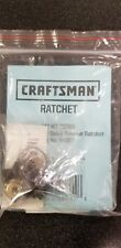 """Craftsman Ratchet Repair Kit, 32763 For 1/4"""" Drive Quick Release 44807 Asia"""