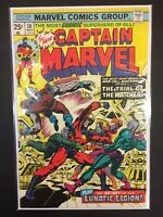 Captain Marvel #38 The Trial Of The Watcher Marvel Comics Combine Shipping
