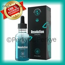 💧💧 TLC Iaso Tea brand RESOLUTION Drops_Diet_Weight Loss _Total Life Changes