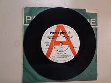 """ADAM FAITH WITH ROULETTES: If He Tells You-Talk To Me-U.K. 7"""" 64 Parlophone Demo"""