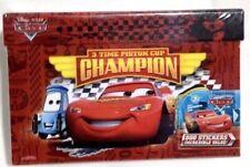800 Stickers Disney Pixar Cars 3 Time Piston Cup Champion