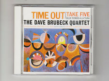 (CD) Time Out [Japan Import] / The Dave Brubeck Quartet - CBS/SONY 32DP 593