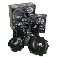 HONDA CBR 600 RR 2007 > 2012 R&G ENGINE CRANK CASE COVER KIT PROTECTORS