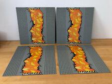 Lego Straßenplatte 30279px1 Lava 1349 hellgrau 32x32 Top Zustand
