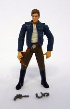 Star Wars Han Solo Power of the Jedi Action Figure Complete C9+ 2000