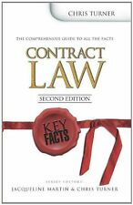 Key Facts: Contract Law Second Edition (Key Facts Law),Chris Turner, Virginia B