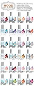 LeChat Perfect Match MOOD 1 - 60 Color Changing Gel Polish. Pick Any !