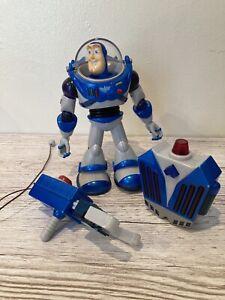Disney Blue Electronic Buzz Lightyear - Light & Sound