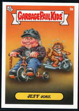 Garbage Pail Kids '90 Film Sticker 15a Big Lebowski Jovial Jeff
