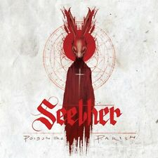 Seether - Poison The Parish [New CD] Explicit, Deluxe Edition