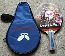 Butterfly Table Tennis Bat / Paddle / Racket with Case:  TBC-402 / TBC402, New,