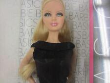 Mattel Black Label Barbie Basics Doll Model No. 01 Collection 001 Blonde NRFB