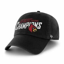 Louisville Cardinals NCAA Fan Cap, Hats