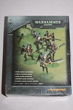 NEW IN SHRINK! VERY RARE! Warhammer 40k OOP Dark Eldar Metal Scourges Box Lot