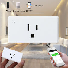 Smart Wifi Plug Power Socket Remote Control Plug Timer Outlet Mini Home AA