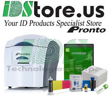 Magicard Pronto Uno Single Side Starter Photo ID Card Printer System
