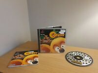 Cheesy - PS1 (Sony Playstation 1) Complete (PAL) Black Label