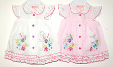 Polyester Casual Floral Dresses (0-24 Months) for Girls