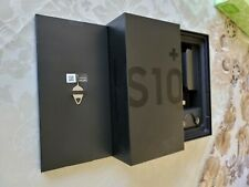 Samsung Galaxy S10+ Plus SM-N975U - 512GB - Ceramic Black (AT&T) UNLOCKED USED